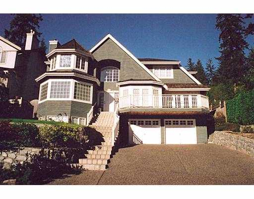 Main Photo: 1993 LARKHALL in North_Vancouver: Northlands House for sale (North Vancouver)  : MLS® # V699204
