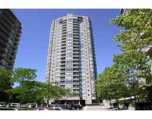 "Photo 1: 1402 9603 MANCHESTER Drive in Burnaby: Cariboo Condo for sale in ""Strathmore Towers"" (Burnaby North)  : MLS® # V715077"