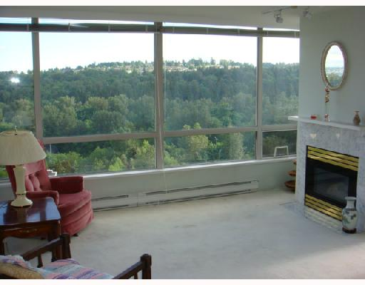 "Photo 2: 1402 9603 MANCHESTER Drive in Burnaby: Cariboo Condo for sale in ""Strathmore Towers"" (Burnaby North)  : MLS® # V715077"