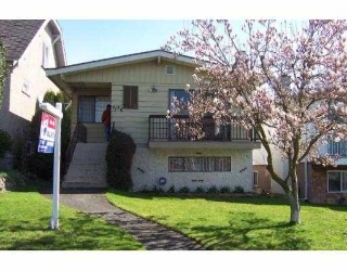 Main Photo: 7726 ONTARIO ST in Vancouver: Marpole House for sale (Vancouver West)  : MLS® # V582103