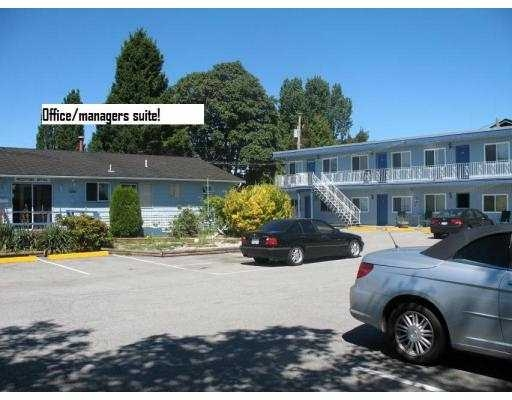 Main Photo:  in Tsawwassen: Business with Property for sale