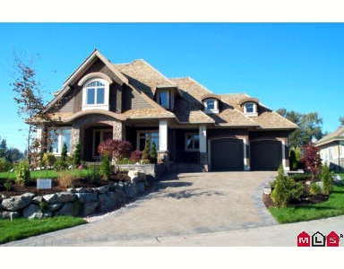Main Photo: Morgan Creek - 3753 159A ST in Surrey: House for sale : MLS® # Morgan Creek