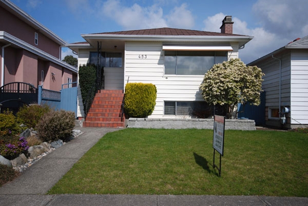 Main Photo: 453 E 56TH Avenue in Vancouver: South Vancouver House for sale (Vancouver East)  : MLS® # V699362