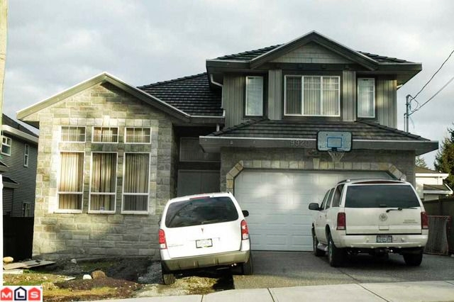Main Photo: 9920 123A ST in Surrey: House for sale : MLS® # F1002791