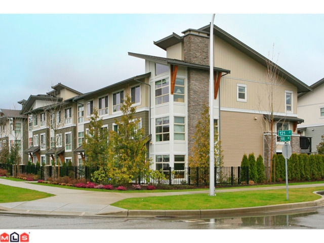 "Main Photo: # 17 6671 121ST ST in Surrey: West Newton Townhouse  in ""Salus"" : MLS® # F1107663"