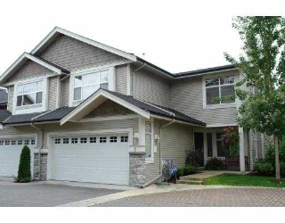 "Main Photo: 8 23343 KANAKA Way in Maple_Ridge: Cottonwood MR Townhouse for sale in ""COTTONWOOD GROVE"" (Maple Ridge)  : MLS® # V666550"