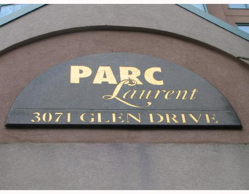 "Photo 2: 1403 3071 GLEN Drive in Coquitlam: North Coquitlam Condo for sale in ""PARC LAURENT"" : MLS® # V670035"
