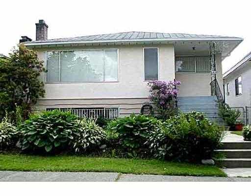 Main Photo: 3038 E 19TH Avenue in Vancouver: Renfrew Heights House for sale (Vancouver East)  : MLS® # V697388