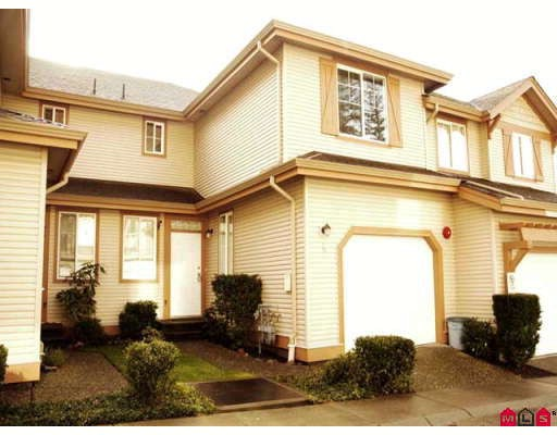 "Main Photo: 4 35287 OLD YALE Road in Abbotsford: Abbotsford East Townhouse for sale in ""THE FALLS"" : MLS® # F2800640"