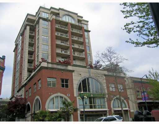"Photo 1: 1003 680 CLARKSON Street in New_Westminster: Downtown NW Condo for sale in ""THE CLARKSON"" (New Westminster)  : MLS® # V713144"