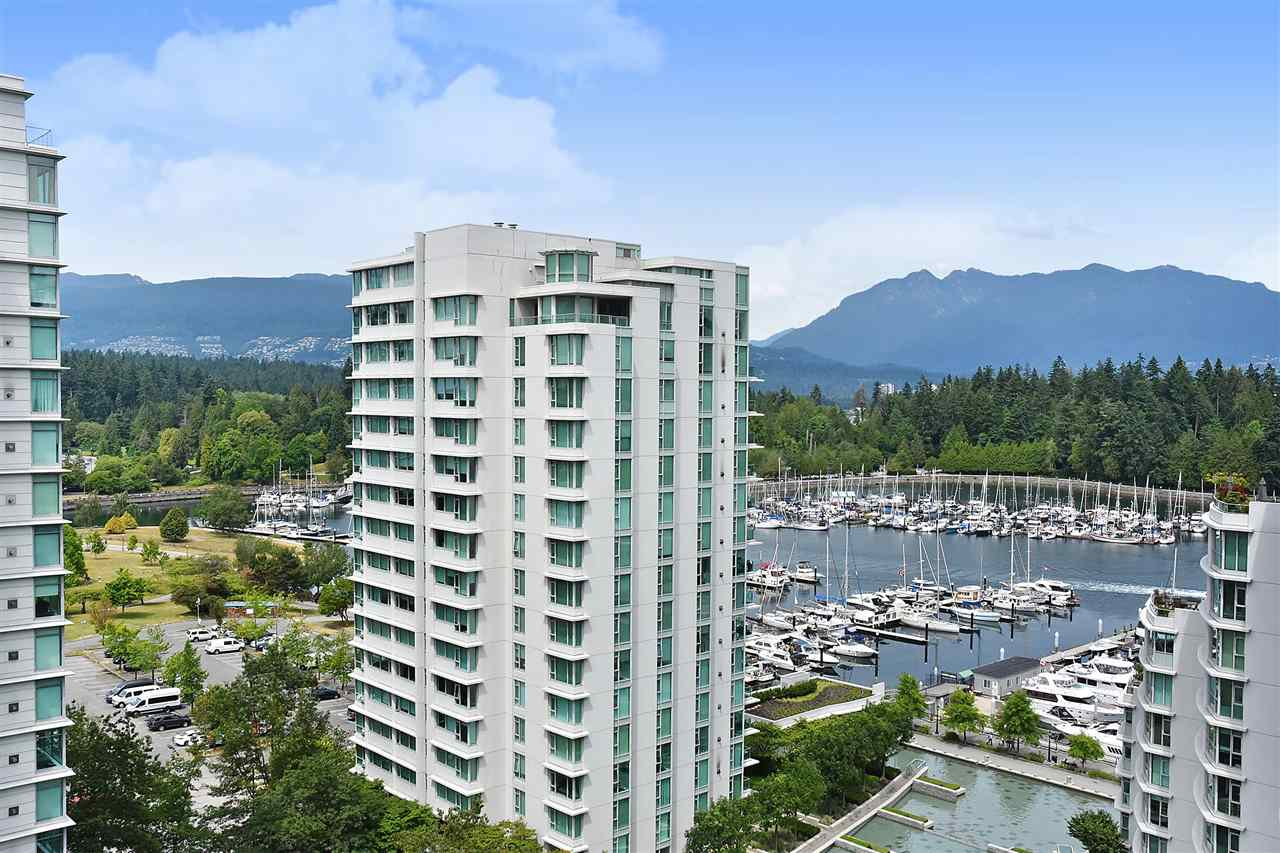 FEATURED LISTING: 1305 1710 BAYSHORE Drive Vancouver