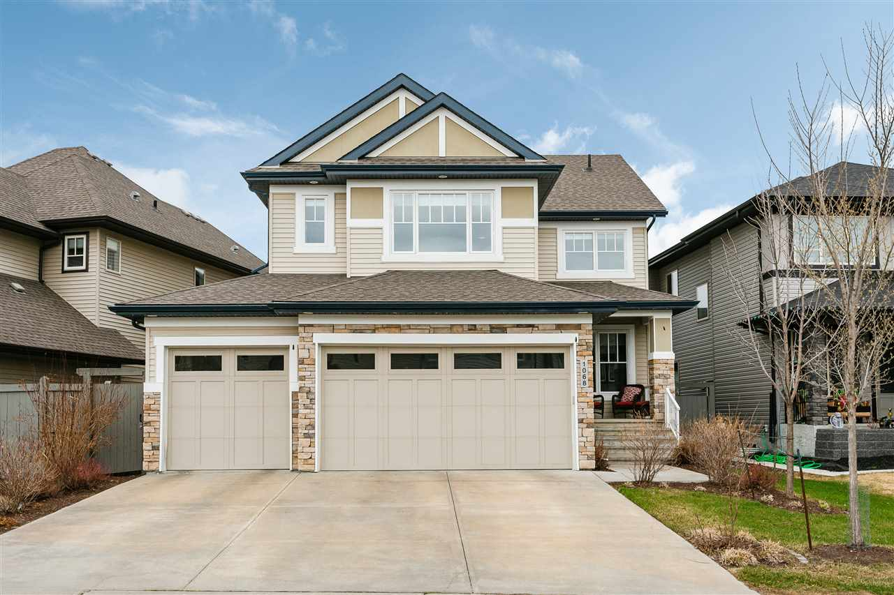 FEATURED LISTING: 1068 ARMITAGE Crescent Edmonton