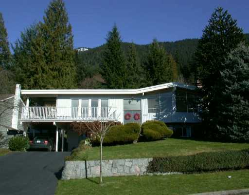 "Main Photo: 5280 RANGER AV in North Vancouver: Canyon Heights NV House for sale in ""canyon heights"" : MLS®# V574863"