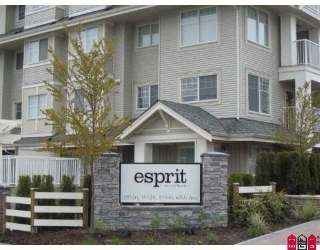 "Main Photo: 306 19320 65TH Avenue in Surrey: Clayton Condo for sale in ""Esprit"" (Cloverdale)  : MLS(r) # F2813593"