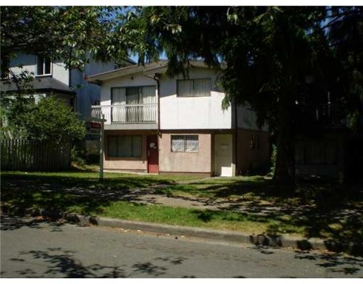 Main Photo: 485 E 11TH AV in Vancouver: House for sale (483)  : MLS® # V847766