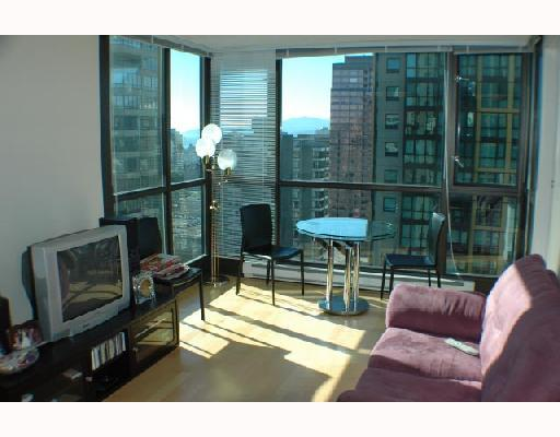 "Photo 3: 2107 1331 ALBERNI Street in Vancouver: West End VW Condo for sale in ""THE LIONS"" (Vancouver West)  : MLS(r) # V667911"