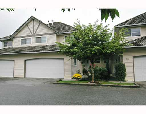 "Main Photo: 56 758 RIVERSIDE Drive in Port_Coquitlam: Riverwood Townhouse for sale in ""RIVERLANE ESTATES"" (Port Coquitlam)  : MLS® # V669347"