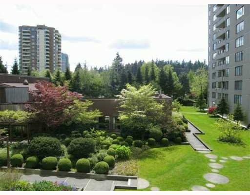 Main Photo: 1802 4160 SARDIS Street in Burnaby: Central Park BS Condo for sale (Burnaby South)  : MLS®# V673498