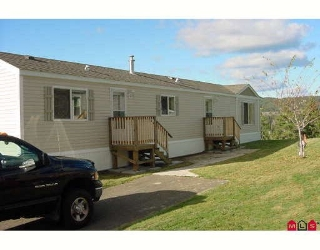 "Main Photo: 4510 POWER Road in No_City_Value: FVREB Out of Town Manufactured Home for sale in ""SUNSET HEIGHTS M.H. PARK"" : MLS® # F2729261"