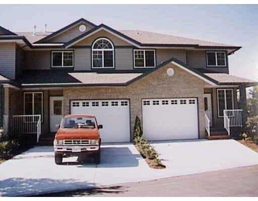 "Main Photo: 11358 COTTONWOOD Drive in Maple Ridge: Cottonwood MR Townhouse for sale in ""CARRIAGE LANE"" : MLS® # V599423"