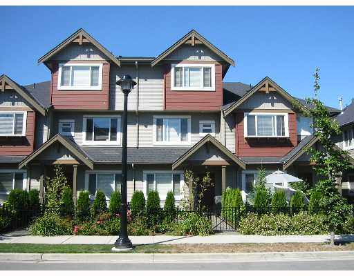 "Main Photo: 37 7733 HEATHER Street in Richmond: McLennan North Townhouse for sale in ""HEARTSTONE"" : MLS® # V638024"