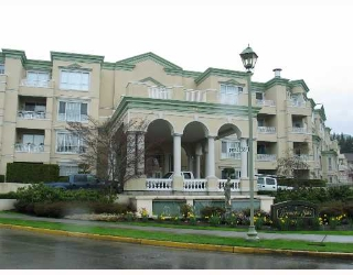 "Main Photo: 406 2995 PRINCESS Crescent in Coquitlam: Canyon Springs Condo for sale in ""PRINCESS GATE"" : MLS®# V639793"
