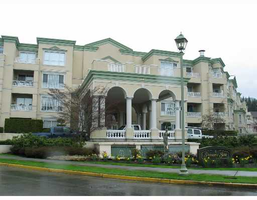 "Main Photo: 406 2995 PRINCESS Crescent in Coquitlam: Canyon Springs Condo for sale in ""PRINCESS GATE"" : MLS® # V639793"