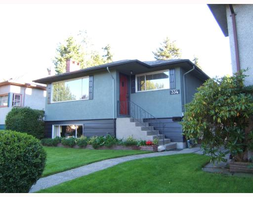 "Main Photo: 334 E 40TH Avenue in Vancouver: Main House for sale in ""MAIN/FRASER"" (Vancouver East)  : MLS® # V667804"