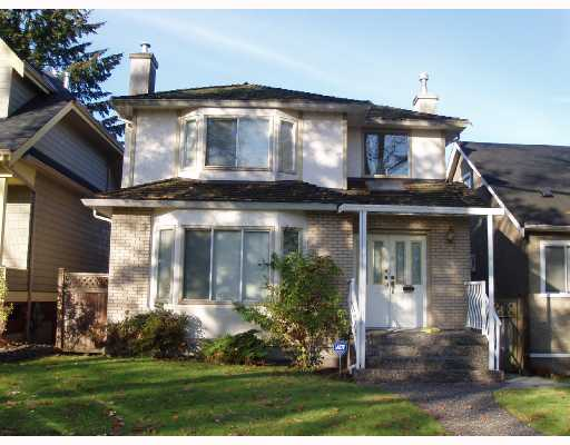Main Photo: 283 W 22ND Avenue in Vancouver: Cambie House for sale (Vancouver West)  : MLS® # V676464