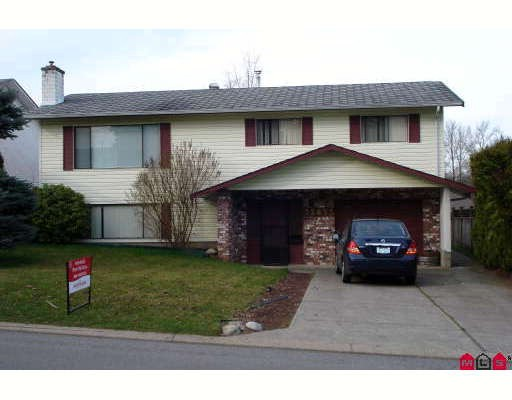 Main Photo: 32853 GATEFIELD Avenue in Abbotsford: Central Abbotsford House for sale : MLS® # F2805863