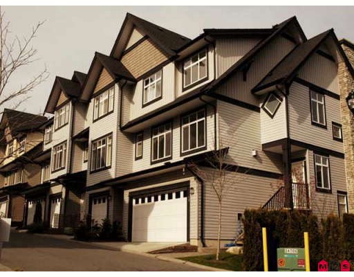 "Main Photo: 38 19932 70TH Avenue in Langley: Willoughby Heights Townhouse for sale in ""Summerwood"" : MLS® # F2810166"