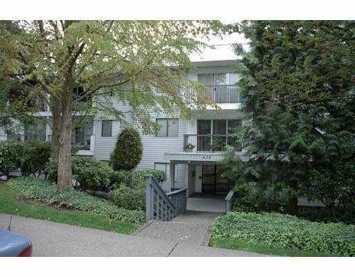 "Main Photo: 428 AGNES Street in New Westminster: Downtown NW Condo for sale in ""VICTORIA GARDENS"" : MLS(r) # V629875"