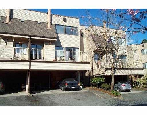 "Main Photo: 115 1210 FALCON DR in Coquitlam: Upper Eagle Ridge Townhouse for sale in ""FERN LEAF PLACE"" : MLS®# V581702"