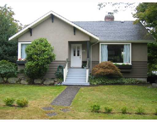 Main Photo: 2092 W 57TH Avenue in Vancouver: S.W. Marine House for sale (Vancouver West)  : MLS®# V669258