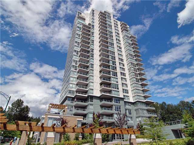 "Main Photo: # 801 290 NEWPORT DR in Port Moody: North Shore Pt Moody Condo for sale in ""THE SENTINAL"" : MLS®# V855050"