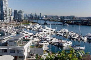 Main Photo: 905 1288 Marinaside Crescent in Vancouver: Yaletown Condo for sale (Vancouver West)  : MLS® # v876287