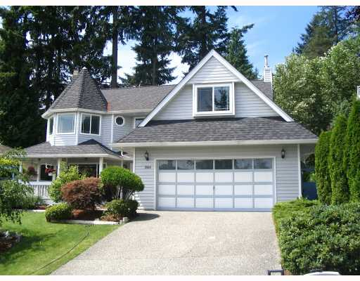Main Photo: 2608 AUBURN Place in Coquitlam: Scott Creek House for sale : MLS® # V665200