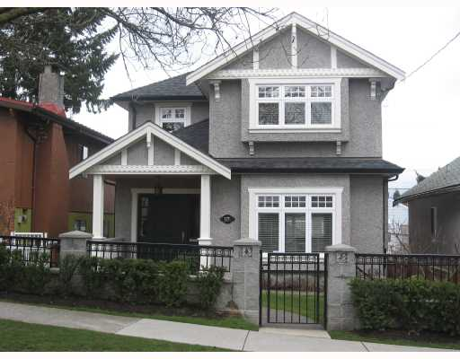 Main Photo: 1171 E 29TH Avenue in Vancouver: Knight House for sale (Vancouver East)  : MLS® # V696793