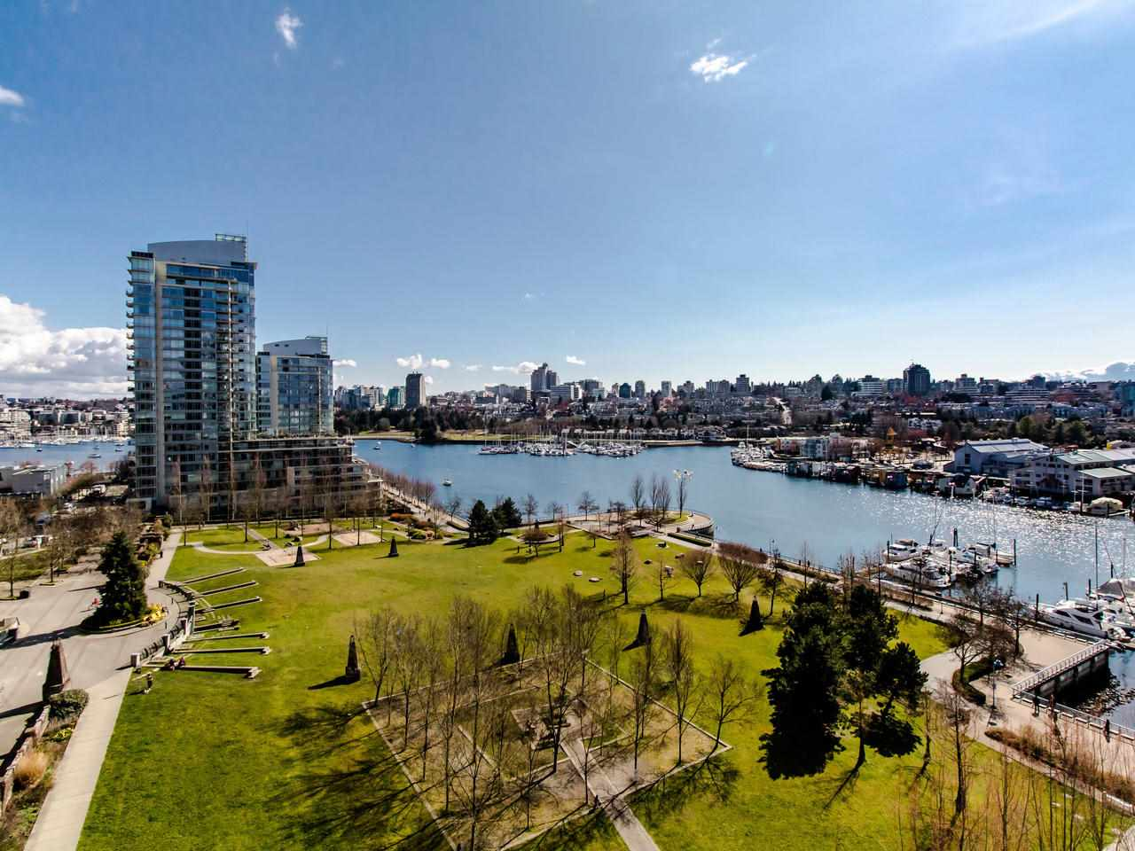 FEATURED LISTING: 1101 638 BEACH Crescent Vancouver