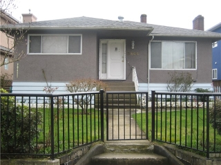 Main Photo: 2866 E 49TH AV in Vancouver: Killarney VE House for sale (Vancouver East)  : MLS® # V880215