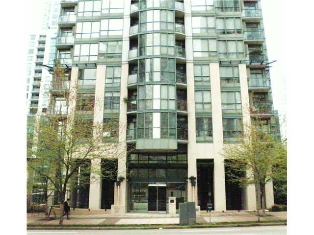 Main Photo: # 1805 1239 W GEORGIA ST in Vancouver: Coal Harbour Condo for sale (Vancouver West)  : MLS® # V888591