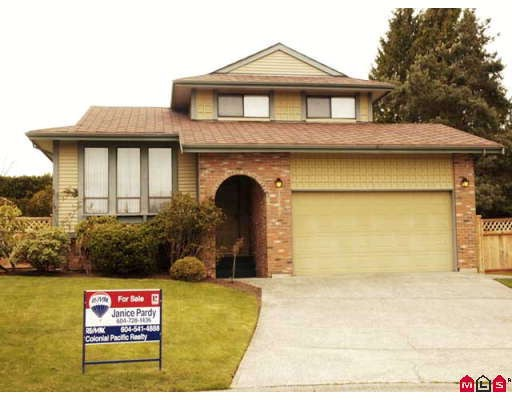 Main Photo: 1953 155A Street in Surrey: King George Corridor House for sale (South Surrey White Rock)  : MLS® # F2810234