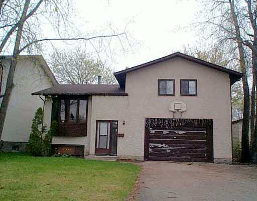 Main Photo: 225 OUSTIC Avenue East in Winnipeg: St Vital Single Family Detached for sale (South East Winnipeg)  : MLS® # 2506549