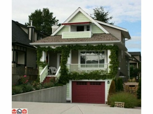 "Main Photo: 15487 GOGGS AV: White Rock House for sale in ""SOUTHLANDS"" (South Surrey White Rock)  : MLS® # F1023920"