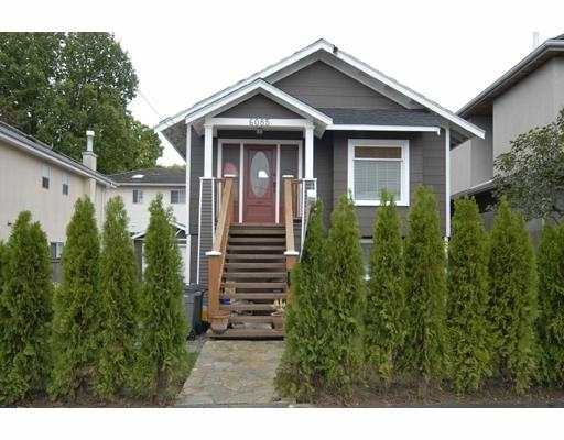 Main Photo: 6085 QUEBEC ST in Vancouver: Main House  (Vancouver East)  : MLS® # V672848