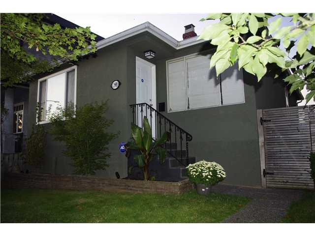Main Photo: 2591 DUNDAS ST in Vancouver: Hastings East House for sale (Vancouver East)  : MLS® # V910166