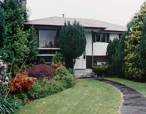 Main Photo: 7143 UNION ST in BURNABY: Sperling-Duthie House for sale (Burnaby North)  : MLS(r) # V187777
