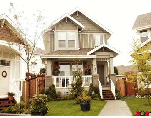 "Main Photo: 6181 151ST Street in Surrey: Sullivan Station House for sale in ""Olivers Lane"" : MLS® # F2724749"