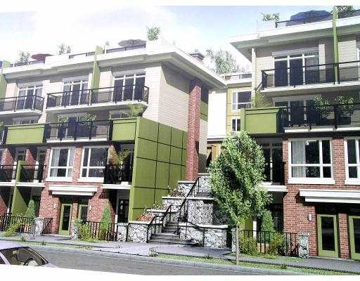 Main Photo: 24 728 W 14TH Street in North_Vancouver: Hamilton Townhouse for sale (North Vancouver)  : MLS®# V704102