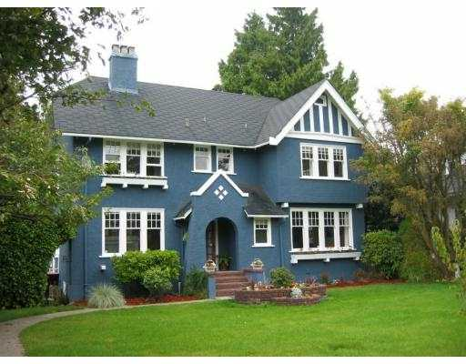 Main Photo: 1475 W 33RD Ave in Vancouver: Shaughnessy House for sale (Vancouver West)  : MLS® # V630473